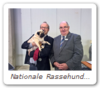 Nationale Rassehunde-Ausstellung Kassel 05.12.2015, V1 CAC VDH/Club, BOS, Richter Herr R. Jacobs